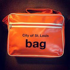 City of St Louis Bag