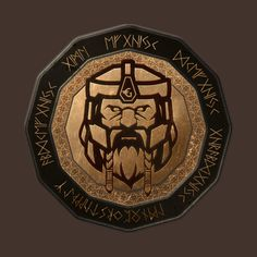 Check out this awesome 'Gimli+Crypto' design on Hobbit Tolkien, O Hobbit, Lotr, Fantasy Dwarf, Medieval Fantasy, Dungeons And Dragons, Hobbit Dragon, Narnia, Tolkien Tattoo