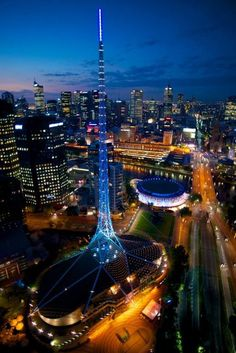 ♚༺S༻♚ Melbourne - Australia.Best restaurants in Australia! Places To Travel, Places To See, Travel Destinations, Melbourne Australia, Australia Travel, Visit Australia, Dream Vacations, Vacation Spots, Cruise Vacation