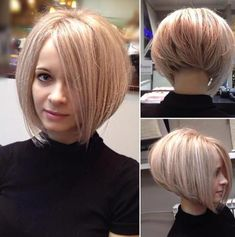 37 Best angled bob with layers in braids hairstyles 84 Top 50 Best Inverted Bob Hairstyles 2020 – Inverted Bob Haircuts Ideas … Pixie Bob Haircut, Bob Haircut For Fine Hair, Bob Hairstyles For Fine Hair, Hairstyles Haircuts, Braided Hairstyles, Pixie Haircuts, Medium Hairstyles, Casual Hairstyles, Wedding Hairstyles