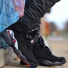 540b0e63164a68 Air Jordan 8 Playoffs Jordans Sneakers