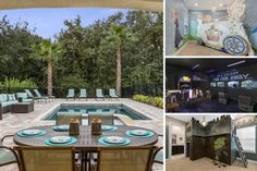 Perfect Combination   50 Ft South Facing Lot, Luxury Furnishing, Star Wars Game Room & Themed Bedrooms