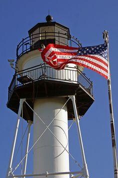 Coney Island Lighthouse, Brooklyn, New York