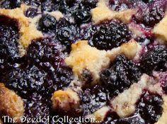 Granny's Blackberry Cobbler