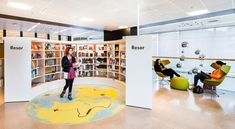 City Library, Gothenburg, Learning Spaces, Interior Architecture, Kindergarten, Projects, Photography, Home, Interiors