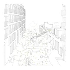 Housing and collectivities. Architecture, Coco, Competition, Floor Plans, Stairs, Studio, House, Switzerland, Instagram