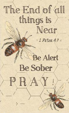 1 Peter 4:7