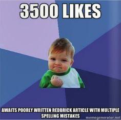 Facebook memes, kid memes