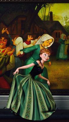 Image in Frozen collection by Anna on We Heart It Walt Disney, Disney Nerd, Disney Films, Disney And Dreamworks, Disney Magic, Disney Pixar, Disney Crossovers, Anna Frozen, Disney Frozen Elsa
