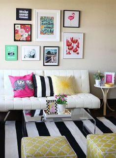 Stripes decor: Πως να τις εντάξετε στη διακόσμηση | Jenny.gr