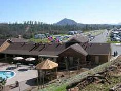 Jackson Rancheria RV Park...well maintained and they will shuttle you to the casino!