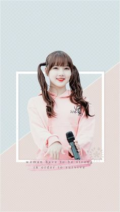 Gfriend Yerin Lockscreen Wallpaper Kpop