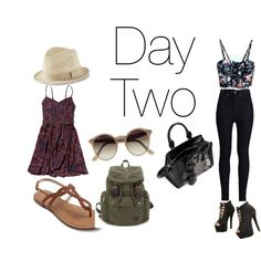 Day Two by sara1096 on Polyvore featuring polyvore fashion style Abercrombie & Fitch Rodarte Alexander McQueen Ray-Ban Express