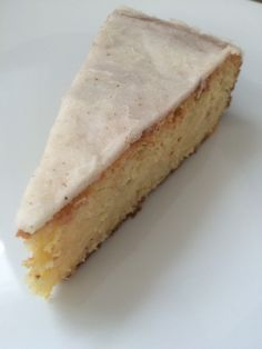 Low Carb High Fat Zitronen Kuchen