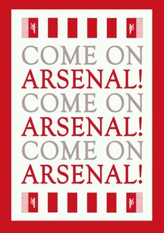 Come On Arsenal