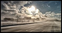 Le soleil sort des nuages après le passage de la tempête. #Palmarolle #Abitibi Clouds, Outdoor, Sun, Places, Outdoors, Outdoor Games, The Great Outdoors, Cloud