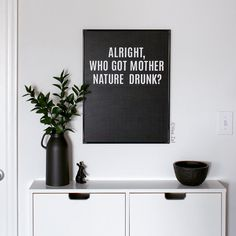 (@vee.zel) on Instagram: Letter board | Letter board quotes| Entry styling | Entryway | Spring decor | Simple decor | Minimalist decor | Minimalism | Minimalist styling | Black and white | Monochrome | Ikea | Modern styling | HM home |