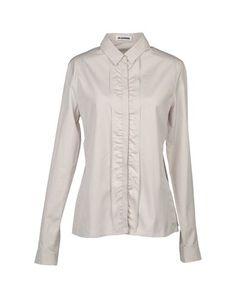Jil sander Women - Shirts - Long sleeves YOOX