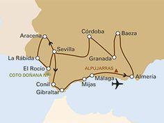 Het andere Andalusië - SRC Cultuurvakanties