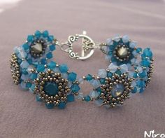 bracelet Anabel - link to pattern