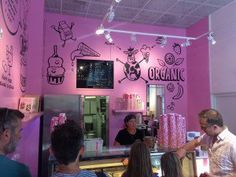 REVIEW: Stikki Nikki ice cream Stockholm
