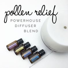 So {grateful} for these oils today. The wind was whipping up stuff left and right, making me a sneezing, sniffling machine…until I turned this diffuser blend on. Blessed relief within just a few minutes. You know I had this … Continued