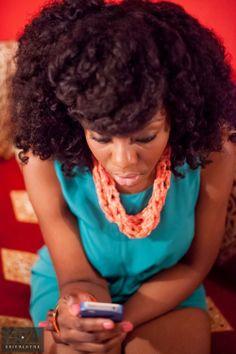 Ngozi Opara, Owner/Founder of HeatFreeHair.com Photo credit: Erika ...