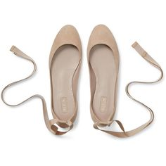 BALLET FLAT ❤ liked on Polyvore featuring shoes, flats, ballerina pumps, skimmer shoes, flat pumps, flat pump shoes and ballet pumps