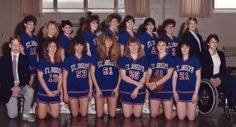Flashback Friday: 1988 Women's Basketball