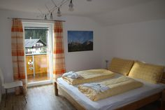 Schlafzimmer Appartement Panorama Bed, Furniture, Home Decor, Bedrooms, Haus, Stream Bed, Interior Design, Home Interior Design, Beds