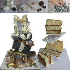 Dawn Butler cake frame