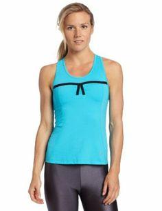 Lija Women's Compression Dash Tank Top, Azure, X-Small Lija. $60.00 Racquet Sports, Athletic Tank Tops, Outdoors, Fashion, Moda, Fashion Styles, Fasion, Outdoor