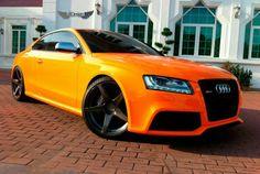 Audi RS5 tunado