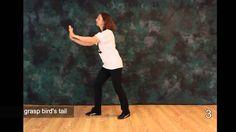 Tai Chi Moves - Free Tai Chi Online Lessons - Moves 5 and 6 Qi Gong, Tai Chi Movements, Tai Chi Moves, Learn Tai Chi, Tai Chi Exercise, Tai Chi For Beginners, Thai Chi, Tai Chi Qigong, Online Lessons