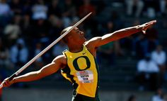 Ashton Eaton- U of O pride!