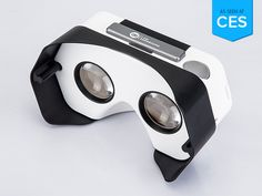 DSCVR Virtual Reality Headset for Smartphones: Take Off on an Unforgettable Virtual Reality Adventure with This Powerful Headset