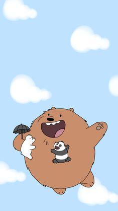 [아이폰 배경화면] 위 베어 베어스x토토로 배경화면 공유 : 네이버 블로그 Pink Wallpaper Girly, Bear Wallpaper, Cute Disney Wallpaper, Wallpaper Iphone Cute, Cute Cartoon Wallpapers, Galaxy Wallpaper, Ice Bear We Bare Bears, We Bear, Cartoon Network