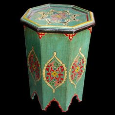 Hand Painted Furniture Ideas | buying furniture direct in morocco importing furniture from morocco ...
