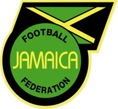 Jamaica National Football Team Fan Club - One Social Stop Soccer Logo, Football Team Logos, National Football Teams, World Football, Manchester City, Manchester United, Copa Centenario, Copa America Centenario, Kyle Walker