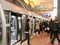 Pregopontocom Tudo: Paris investe € 2 bilhões na modernização de linhas de metrô...