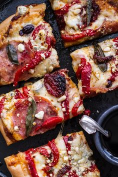 Homemade Pizza Recipes, Because We All Need A Go-To