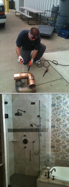 Have your clogged drain or leaking faucet be repaired by plumbing contractors of Fixxer Company. This family owned business provides 24/7 emergency services including repair and maintenance.