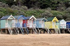 Beach Huts * Norfolk