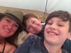 Bell tent glamping - family #marietompson