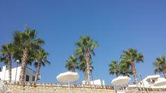 Avsallar Beach - sunny day Juli 2014