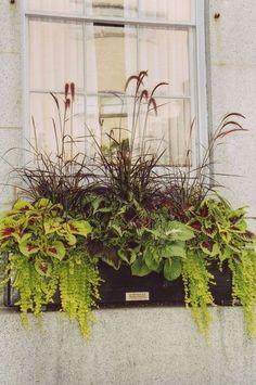 Front Porch Flower Planter Ideas 4