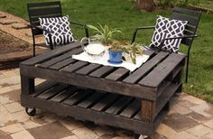 pallet patio furniture | Best Pallet Patio Furniture for Your Home