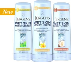 5 New Beauty Discoveries! Prime Beauty Blog #bodylotion  for #wetskin