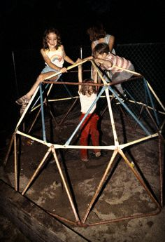My mom claims this was the best 40 bucks she ever spent. It certainly kept us kids occupied (and outdoors!) for hours at a time.