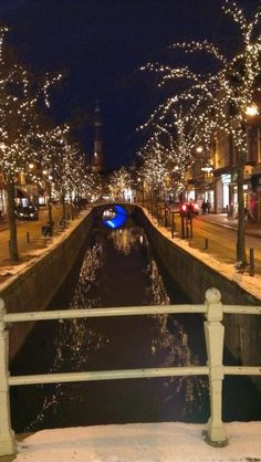 Xmas time in Leeuwarden city
